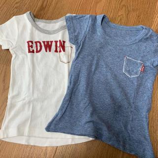 エドウィン(EDWIN)のEDWIN 肌着 2点セット(下着)