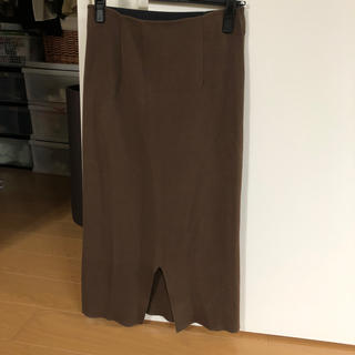 フレームワーク(FRAMeWORK)のFramework♡スムースタイトスカート(ロングスカート)