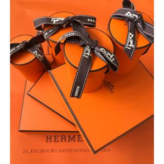 エルメス(Hermes)のエルメス 空き箱 ツイリー 香水 (小物入れ)