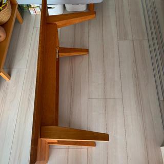 ウニコ(unico)のunico CORSO ウニコ コルソ テーブル(ローテーブル)