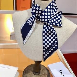 ディオール(Dior)のDior ★新品未使用★人気!【激レア】[希少美品](バンダナ/スカーフ)