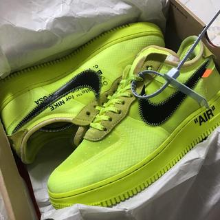 ナイキ(NIKE)のThe Ten Nike Air Force 1 Low volt 国内正規品(スニーカー)