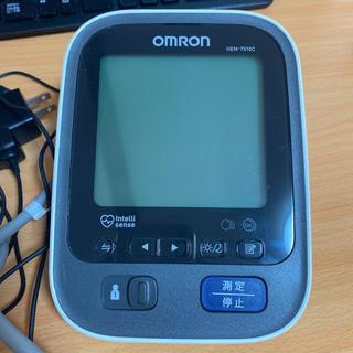 オムロン(OMRON)のオムロン血圧計 HEM-7510c(その他)