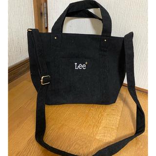 Lee - リー Lee  トートバッグ ショルダーバッグ 斜め掛けバッグ 新品未使用