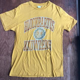 マウジー(moussy)のMOUSSY Tシャツ イエロー(Tシャツ/カットソー(半袖/袖なし))