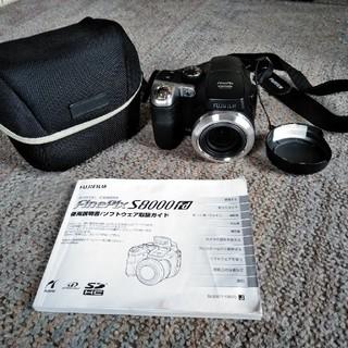 富士フイルム - 富士フィルム FinePix S8000fd
