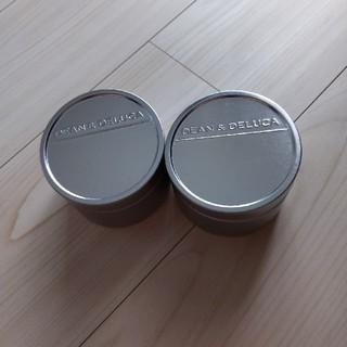 ディーンアンドデルーカ(DEAN & DELUCA)のDEAN&DELUCA  丸缶(小物入れ)