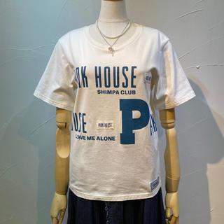 ピンクハウス(PINK HOUSE)の2020年 ピンクハウス 半袖カットソー定価8250円(税込)美品です。(Tシャツ(半袖/袖なし))