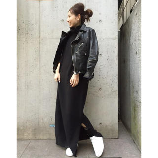 L'Appartement DEUXIEME CLASSE - 美品♡Appartement♡リジェール ロング マキシニットワンピース
