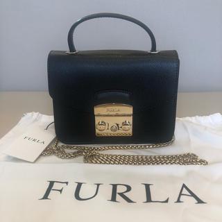 Furla - FURLA メトロポリス ミニ トップハンドル
