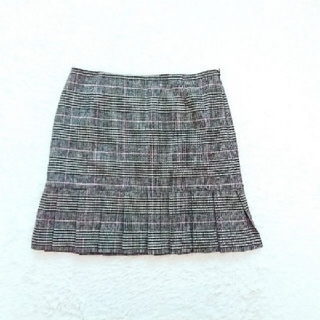バービー(Barbie)のBarbie バービー チェック スカート(ミニスカート)
