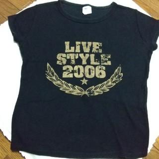 マウジー(moussy)の安室奈美恵 LIVE STYLE 2006 Tシャツ Sサイズ(ミュージシャン)