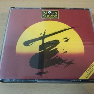 ミュージカルCD「ミス・サイゴンMISS SAIGON LONDON CAST」(映画音楽)