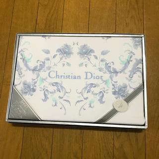 クリスチャンディオール(Christian Dior)のChristian  Dior クリスチャンディオールシーツ(シーツ/カバー)
