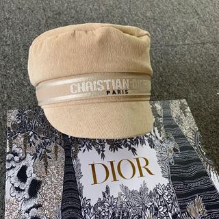 ディオール(Dior)のDior キャスケット ノベルティ(ハンチング/ベレー帽)