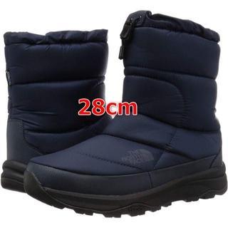 ザノースフェイス(THE NORTH FACE)のザノースフェイス ブーツ ヌプシ ブーティー WP VI 28cm ネイビー(ブーツ)