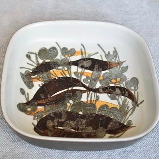 ロイヤルコペンハーゲン(ROYAL COPENHAGEN)の【CR2008-A2】▼ロイヤルコペンハーゲン ファヤンス ファイヤンス 絵皿(食器)