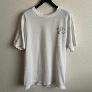 アンビル(Anvil)のSTP オイルメーカー ロゴ USA製 古着 Tシャツ 白 S anvil (Tシャツ/カットソー(半袖/袖なし))