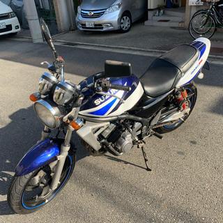 スズキ - スズキ GSX250FX(バリオス2)