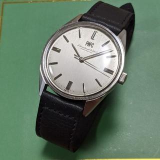 インターナショナルウォッチカンパニー(IWC)の腕時計 IWC Ref.810   cal.89 手巻 アンティークウォッチ(腕時計(アナログ))