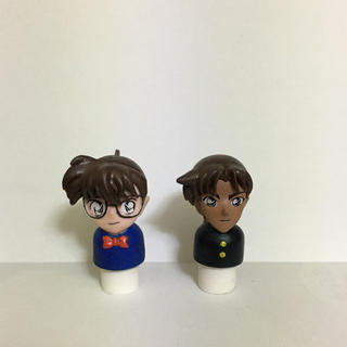 ショウガクカン(小学館)の名探偵コナン ミニフィギュア(アニメ/ゲーム)