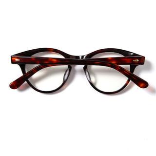 BEAMS - 白山眼鏡 白山眼鏡店 BEAMS BRIGG ウェリントン ボストン  鼈甲