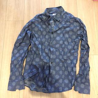 レノマ(RENOMA)のレノマオム 水玉柄長袖シャツ(シャツ)