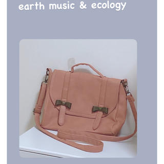 アースミュージックアンドエコロジー(earth music & ecology)のショルダーバッグ(ショルダーバッグ)