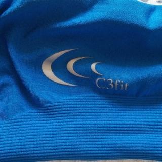 シースリーフィット(C3fit)のシースリーフィット サーマルロングタイツ Lサイズ(トレーニング用品)