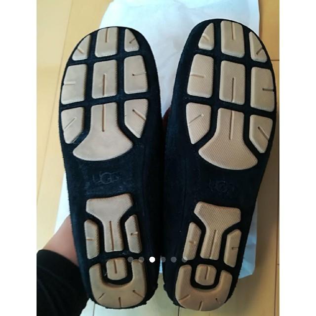 UGG(アグ)のUGG フラットシューズ【美品】23.5㌢ レディースの靴/シューズ(スリッポン/モカシン)の商品写真