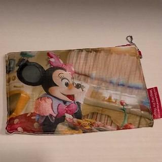 ディズニー(Disney)のイマジニングザマジック ミニー エコバッグ トート ディズニーリゾート限定 実写(エコバッグ)