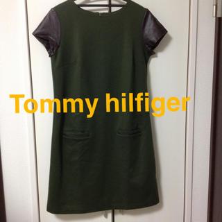 TOMMY HILFIGER - Tommy hilfiger ワンピース