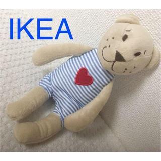 イケア(IKEA)のIKEA テディベア くまのぬいぐるみ 新品(ぬいぐるみ/人形)