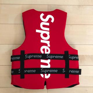 シュプリーム(Supreme)の18ss supreme ライフベスト(救命胴衣)(マリン/スイミング)