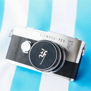 完動品 OLYMPUS PEN-F ハーフフィルムカメラ