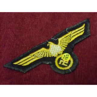 ドイツ軍*アドラー/胸鷲章(戦闘服)
