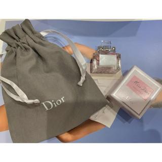 ディオール(Dior)のミスディオール ローズ&ローズ オードゥ トワレ(香水(女性用))