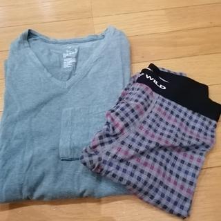 MUJI (無印良品) - 無印良品メンズSあったかシャツボディーワイルド