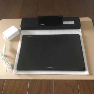エヌティティドコモ(NTTdocomo)のdocomo Xperia Tablet Z SO-03E SONY ドコモ(タブレット)