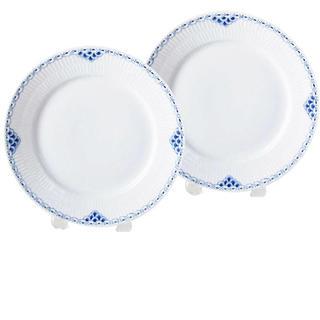 ロイヤルコペンハーゲン(ROYAL COPENHAGEN)のロイヤルコペンハーゲン プレート 2枚セット(食器)