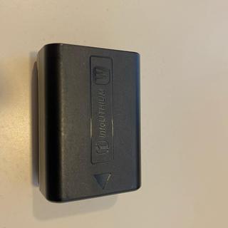 ソニー(SONY)のNP-FW50 Sonyカメラバッテリー&充電器(バッテリー/充電器)