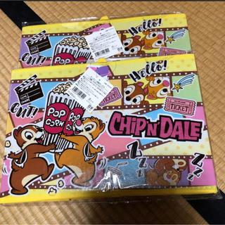 ディズニー(Disney)のディズニー収納ボックス☆2個セット(キャラクターグッズ)