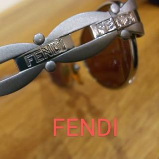 フェンディ(FENDI)のFENDI ヴィンテージサングラス(サングラス/メガネ)