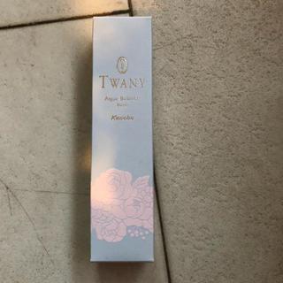 トワニー(TWANY)の新品未使用つ トワニー アクアバランスベース 化粧下地(化粧下地)