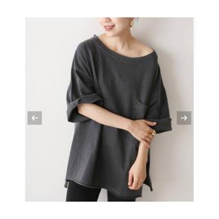 Plage - 【美品!】Plage CALUX WIDE PKT Tシャツ