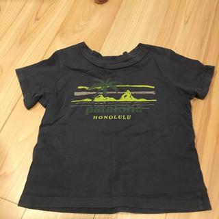 パタゴニア(patagonia)のパタゴニア  ベビー Tシャツ patagonia(Tシャツ/カットソー)