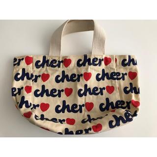 シェル(Cher)のcher シェル トートバッグ ランチバック エコバッグ(トートバッグ)