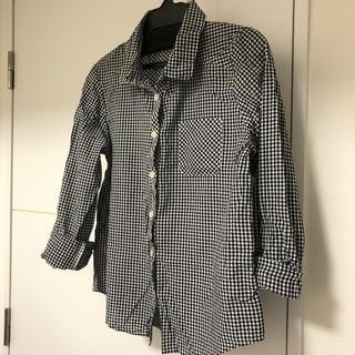 マジェスティックレゴン(MAJESTIC LEGON)のmajestic legon チェックシャツ(シャツ/ブラウス(長袖/七分))