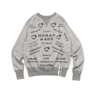 HUMAN MADE スウェット(スウェット)