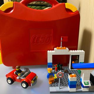 Lego - LEGO レゴ ジュニア 10659 赤のスーツケース